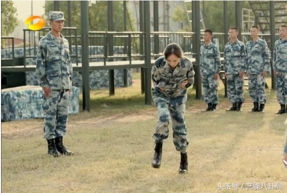 被《真正男子汉》里的杨幂圈粉,并不只是因为她淤青的双腿!