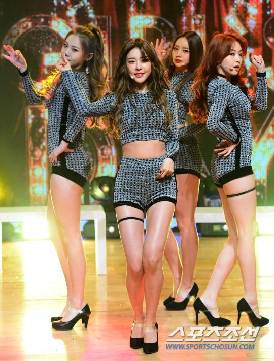 Girl's Day发行迷你新辑 性感女王回归