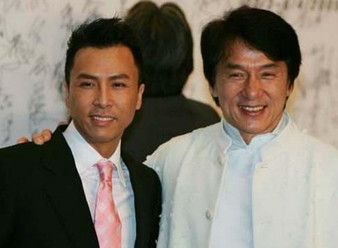李连杰和成龙谁出名_马云谈太极李连杰点赞 徐晓冬称成龙是个演员打不过甄子丹