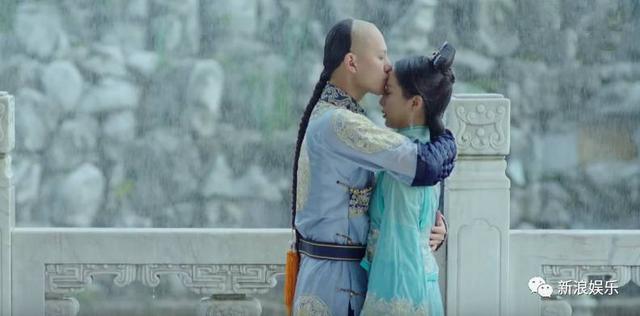甜甜甜!真的好想魂穿杨紫,和秦俊杰来一次锁腰杀!