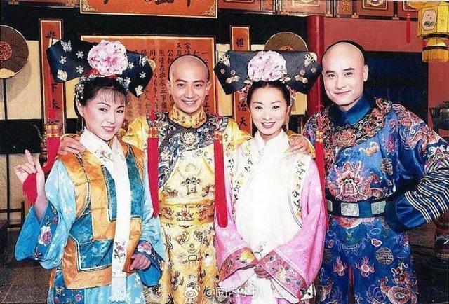 女王的诞生孙耀威20_44岁孙耀威发声,晒婚礼现场照:什么都可以失败,婚姻不能失败!