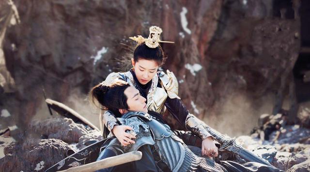 刘亦菲的溜肩解决了,白浅上仙就完美啦