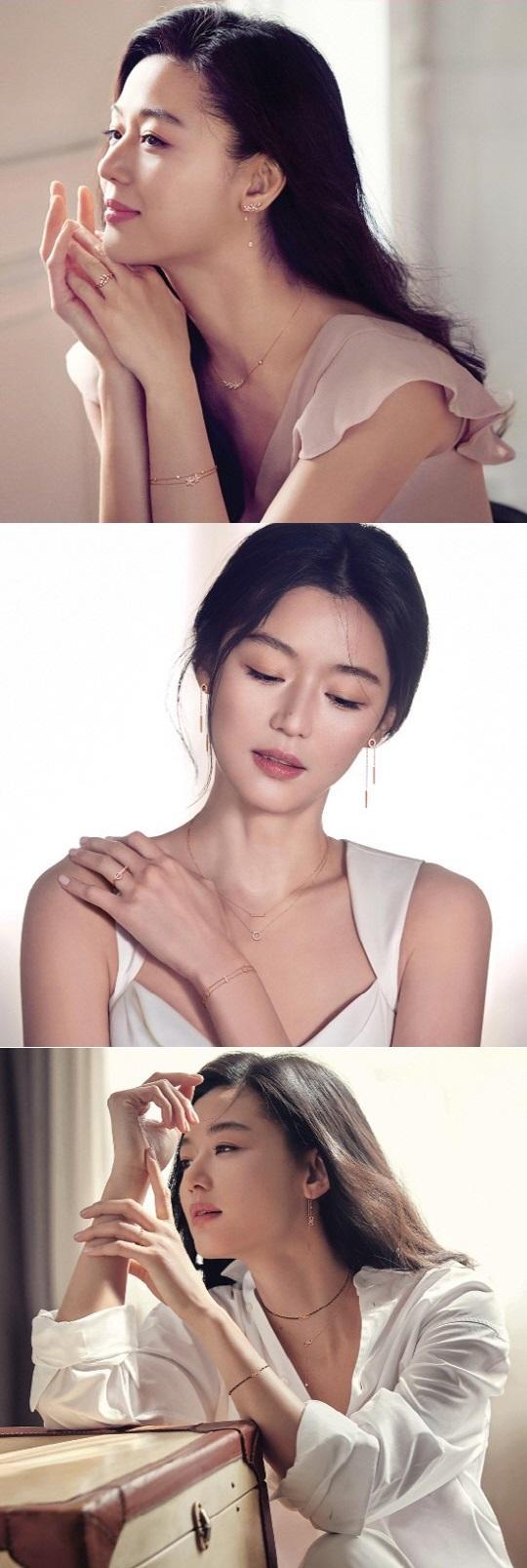 全智贤秋季写真公开 时尚优雅魅力无限