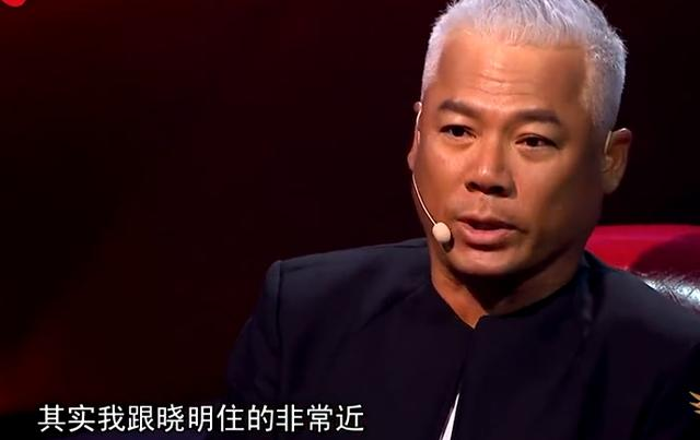 黄晓明anglebaby婚前小秘密,恋爱前常去巫启贤家吃螃蟹?