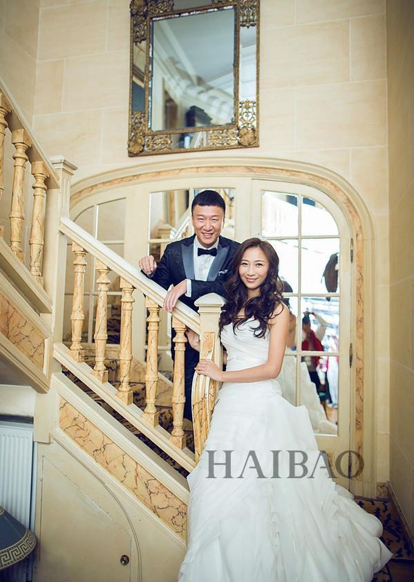 甜炸|双宋CP赴美国拍结婚照!看到这些真的好想结婚啊!
