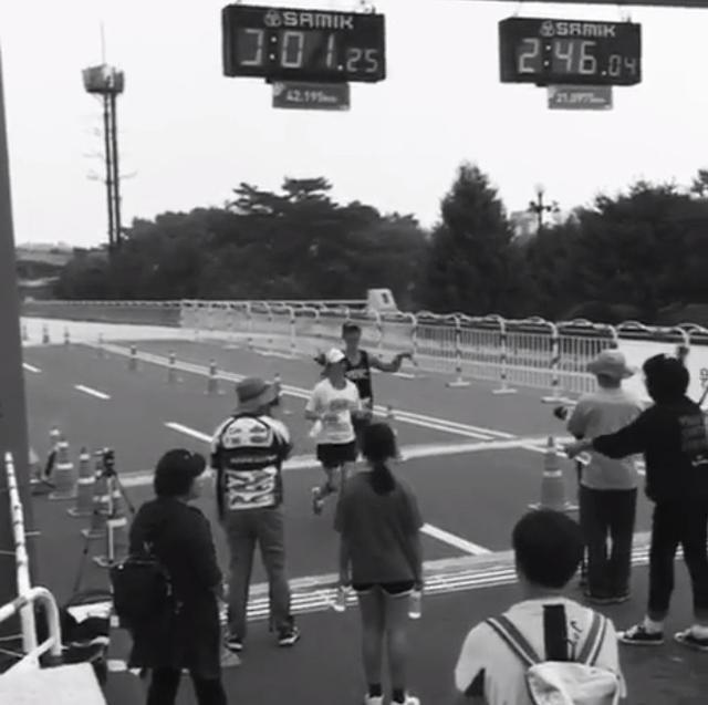 这位女星抢过了Ella地表最强孕妇的称号 怀孕6个月跑完半程马拉松