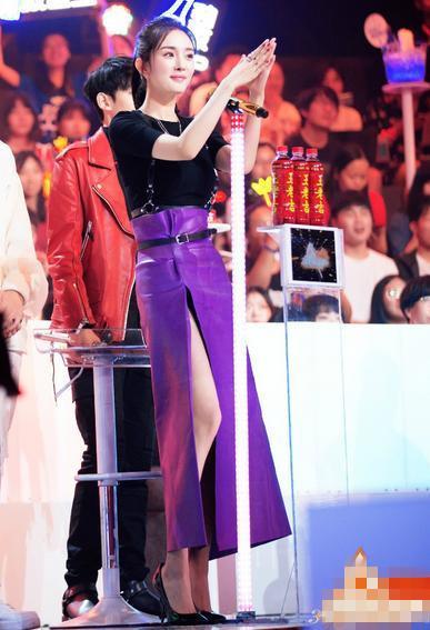 本是一档音乐节目,怎么感觉成了杨幂的穿衣秀场了!