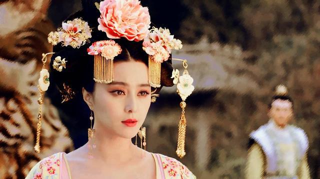 范冰冰新剧《赢天下》造型全曝光,老年妆比《武媚娘》更霸气!