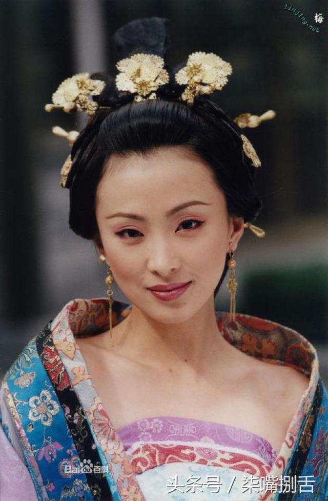 没有玻尿酸的年代的古装美人之《无敌县令》!
