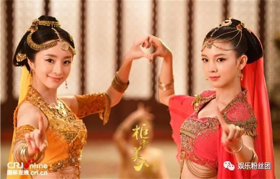 一姐刘诗诗离开,二姐娜扎即将合约到期,唐人还有谁能扛大旗?