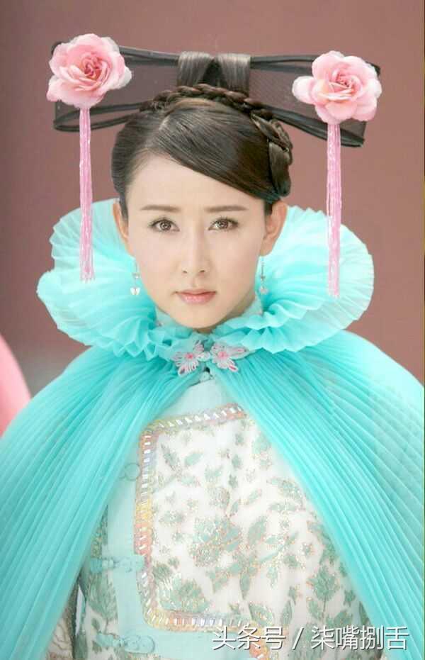 没有玻尿酸年代的古装美人之《大清后宫》,个个都是大美女!