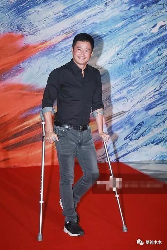 吴京腿伤复发严重,能否参演《战狼3》成未知,曾直言想隐退!