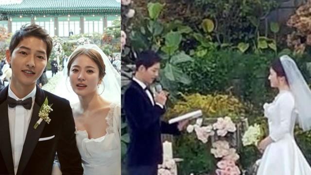 双宋度完蜜月低调返韩 视频曝光宋仲基实力宠妻