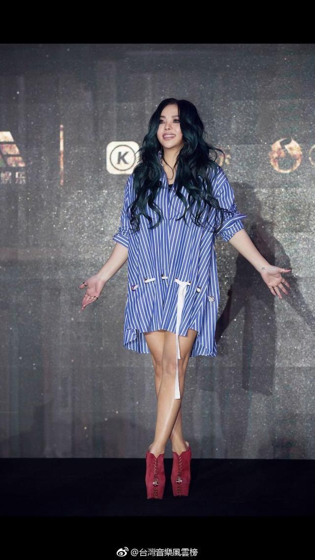 张惠妹举办新专发布会,坦言称:这可能是最后一张专辑