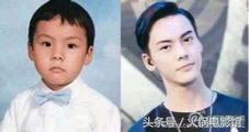 童年照最有特点的五位男星,张艺兴王祖蓝笑岔气!