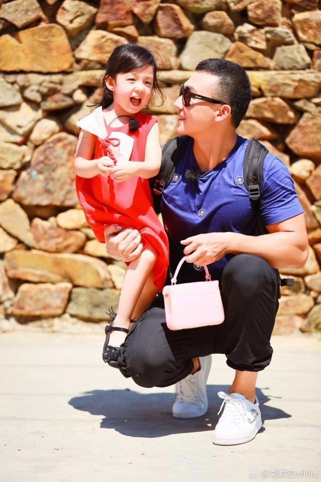 王婉霏自曝曾有8颗子宫肌瘤,艰难怀孕,刘畊宏两个字表达心情?