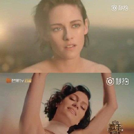 湖南卫视《歌手》宣传片涉嫌抄袭外国广告,网友:丢人丢到太平洋
