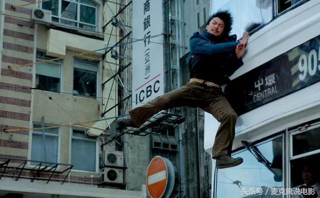 这是谢霆锋最玩命的一次演出,当时香港无一家保险公司敢为他承保