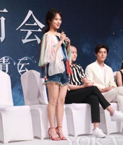 杨紫瘦了14斤,但她的腿还有得救吗?