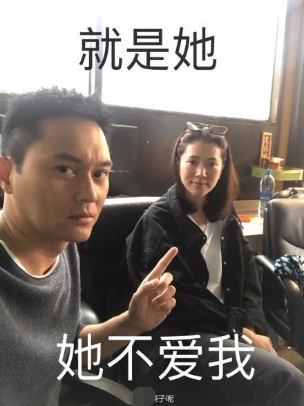 袁咏仪晒照和张智霖双眼皮极致到同步:这是什么眼神