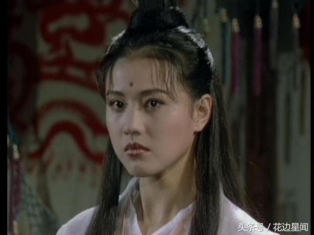 周海媚演灭绝师太也这么正!23年前她是最美周芷若