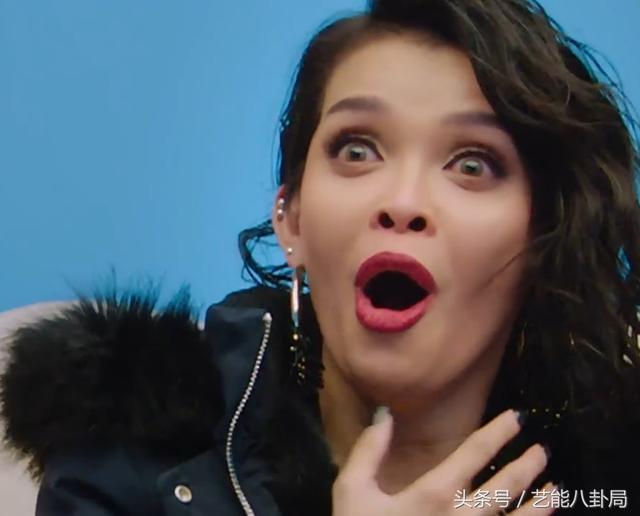 《歌手》踢馆冠军KZ谭定安,别的不说,在表情包界她已经赢了!