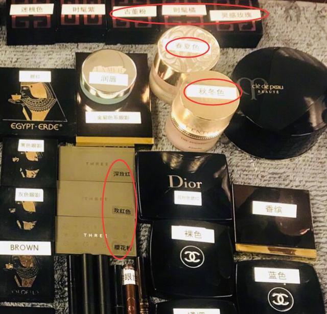 隐藏的美妆博主!陈数这套化妆品收纳术让化妆师都叹为观止