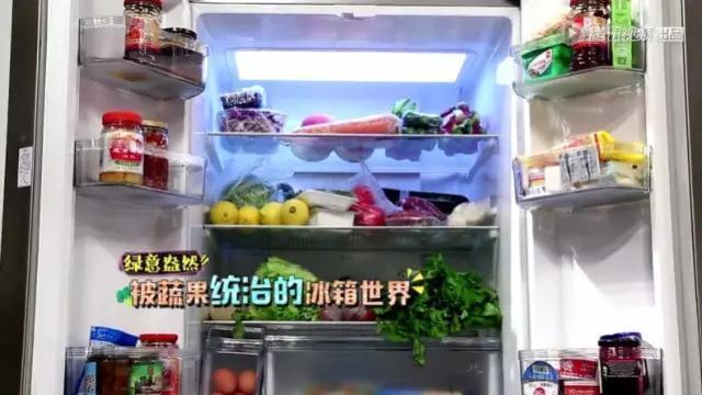刘涛把老公饿得睡不着?冰箱全是液体毫无食欲