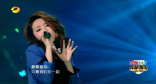 邓紫棋13字回应歌手表演被PS成撸串 马天宇强势围观暴露两人关系
