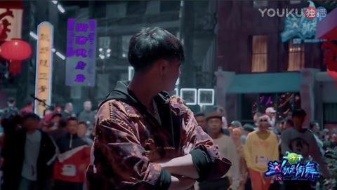黄子韬,你到底是来斗舞还是交友的?