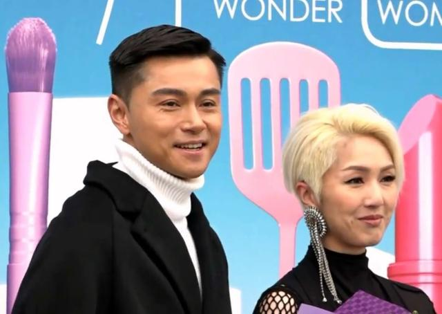 杨千嬅重返TVB拍剧 主演《多功能老婆》