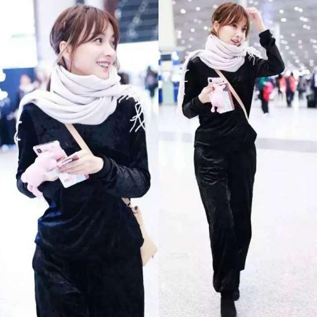 瘦身开挂的吴昕衣Q也大幅提高,可变美的林妙可穿衣又不开窍了!