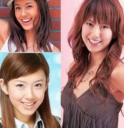 张子萱早年模特照曝光,脸盘大还撞脸赵丽颖,闺蜜都比她长得好看