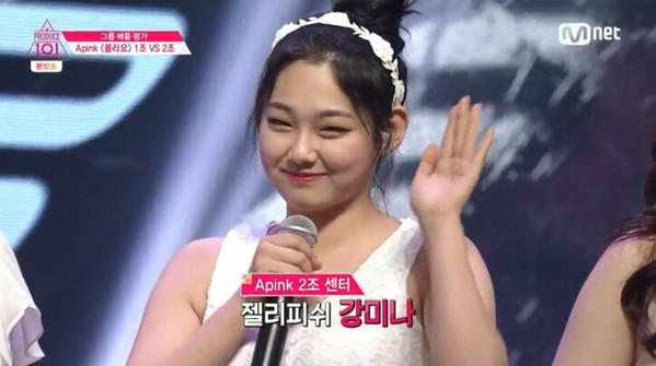 因《Produce 101》一夜爆红却被吐槽胖,康美娜怒减26斤,竟然美到惊艳