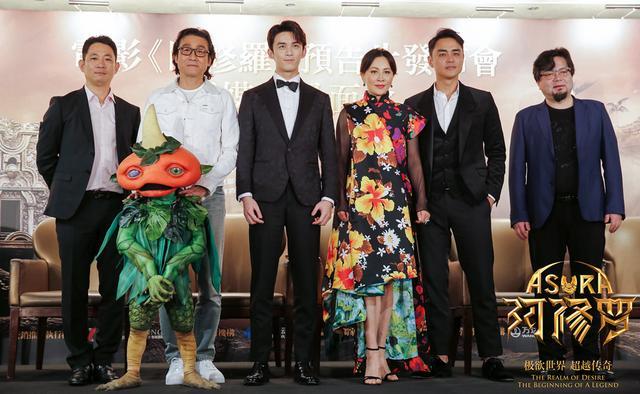 《王子变青蛙》结缘的陈乔恩和明道又合作了,可惜第一时间看不到