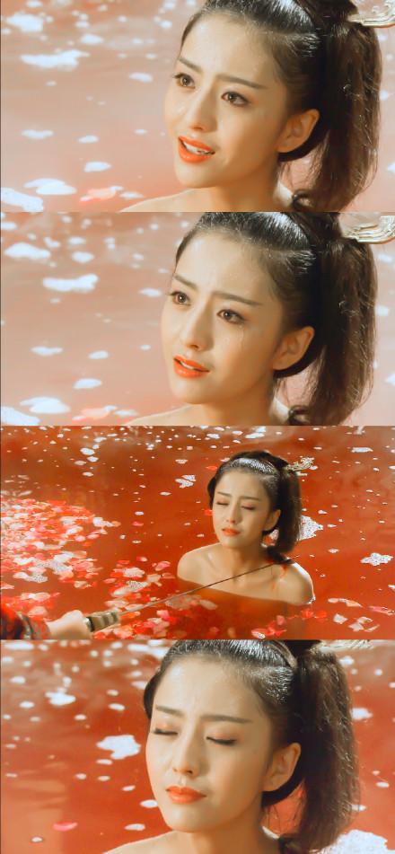 网友留言夸佟丽娅的新发型好看,她回复了三个字超霸气!