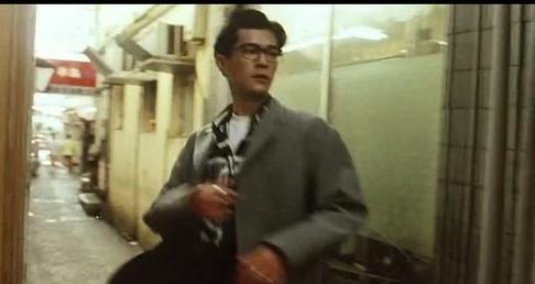 古天乐刚出道只能演郑伊健小弟,做龙套都发光注定无法安静打酱油