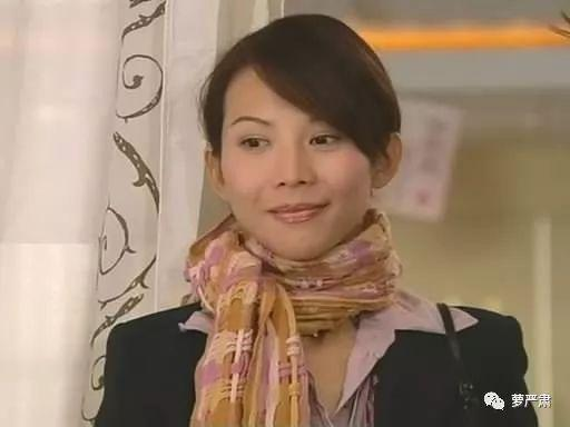 蔡少芬已经开始演29岁女星的妈了,我……