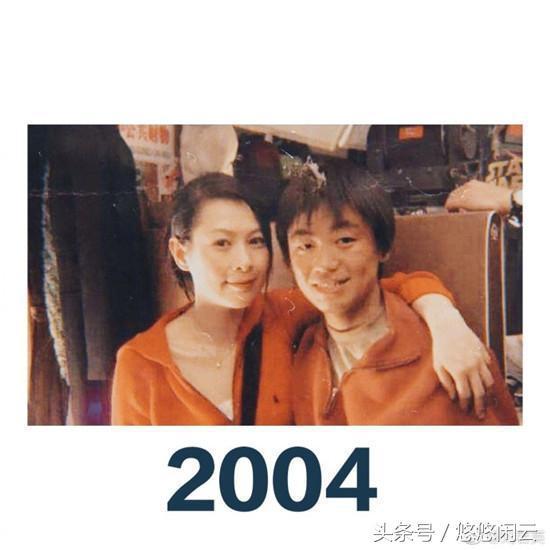 从傻根儿到宝强儿,刘若英晒和王宝强14年情谊感动网友