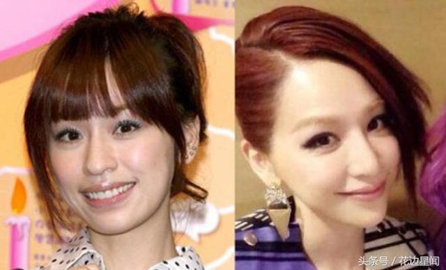 两大童年女神同框 王心凌怎么比杨丞琳老这么多?