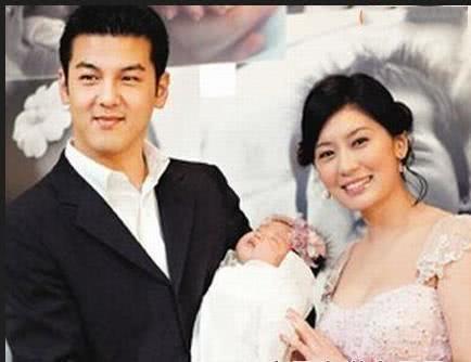 贾静雯自曝与前夫关系非常和谐,二人曾为女儿抚养权对簿公堂