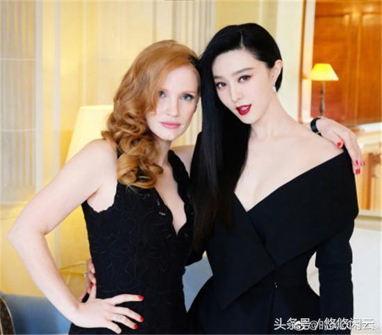范冰冰将出演好莱坞谍战片,网友却担心演技会被国际明星秒杀