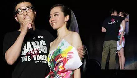 张靓颖新恋情约会照似摆拍,新男友竟是冯轲婚礼的伴郎?