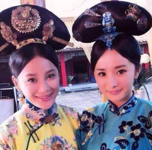 赵薇大学时期真是幸福,老师都要粘着她,北电首富不是盖的?