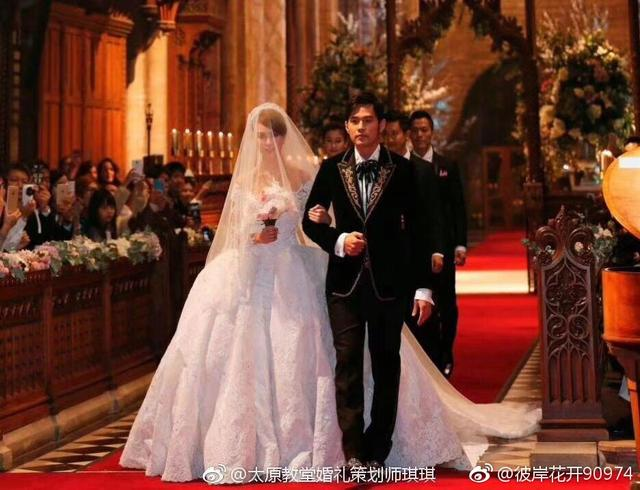 阿娇结婚穿的婚纱竟然是阿sa送的,淘宝上全是同款