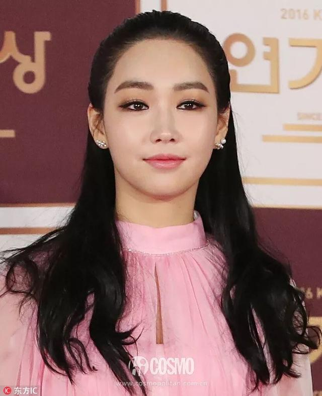 为啥中国女明星上镜就是比韩国的好看?
