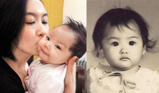 《爸哪儿》五年后,曹格的女儿竟然变成了这样!