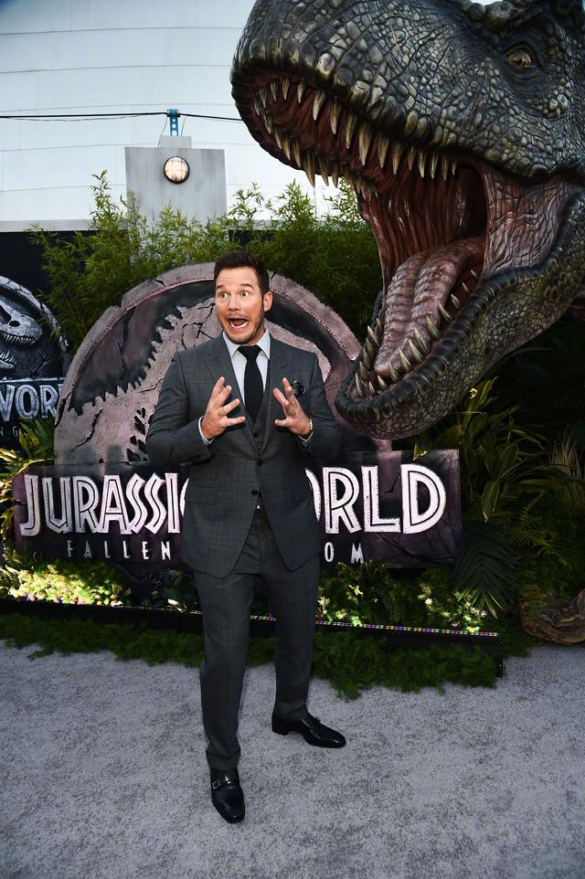 宣传恐龙全世界跑了一圈,星爵怎么还那么胖?