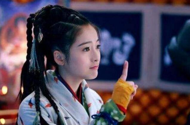 同是饰演郭襄,一个成当红女星身家过亿,一个人气不输关晓彤