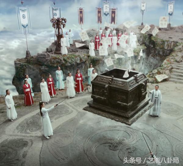 《扶摇》承包玛丽苏老梗?网友:一星给杨幂回春的发际线!